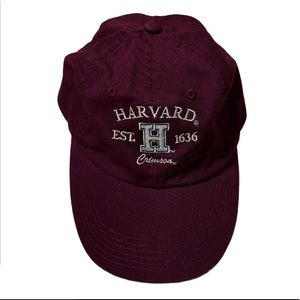 Vintage Harvard  Embroided Cap